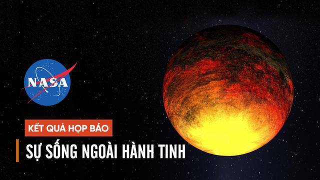 NASA công bố phát hiện vĩ đại: Tìm thấy Hệ Mặt trời 2.0 có khả năng chứa sự sống