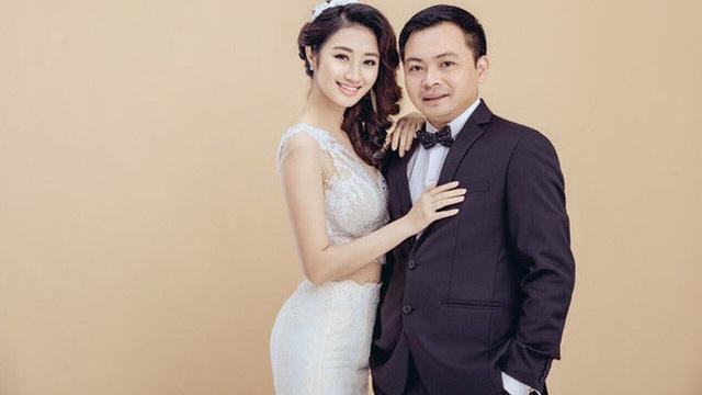Hoa hậu Thu Ngân nói về quyết định lấy chồng đại gia hơn 19 tuổi: Nhìn body anh đã thấy an toàn