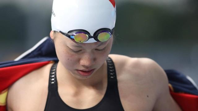 Lí do Ánh Viên thất bại ở nội dung từng phá kỷ lục SEA Games