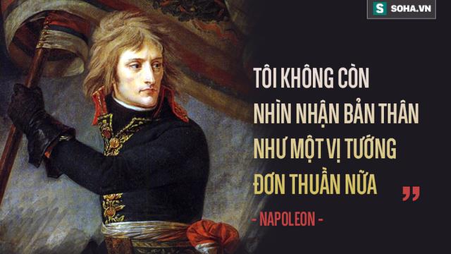 Bí mật trận chiến bước ngoặt, hé lộ tài cầm quân xuất chúng của Napoleon Đại đế