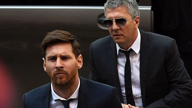 Messi dùng nửa triệu euro hòng thoát án tù sau vụ việc trốn thuế