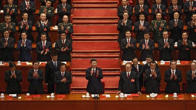 Ông Tập Cận Bình trở thành lãnh đạo quyền lực nhất Trung Quốc từ sau Mao Trạch Đông