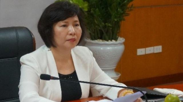 Nguyên Thứ trưởng Hồ Thị Kim Thoa sẽ nghỉ hưu từ 1/9