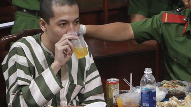 Tử tù Nguyễn Hải Dương được ăn bữa cơm cuối cùng lúc 4 giờ 30 sáng
