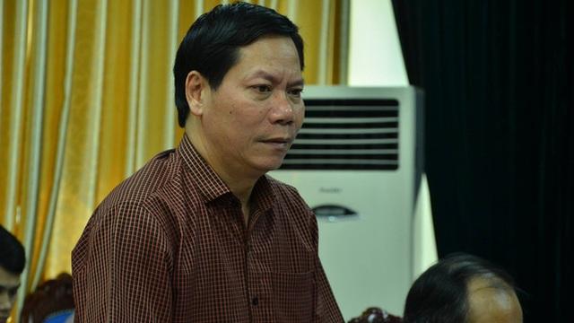 Giám đốc Sở Y tế Hòa Bình: Sắp xem xét kỷ luật ông Trương Quý Dương
