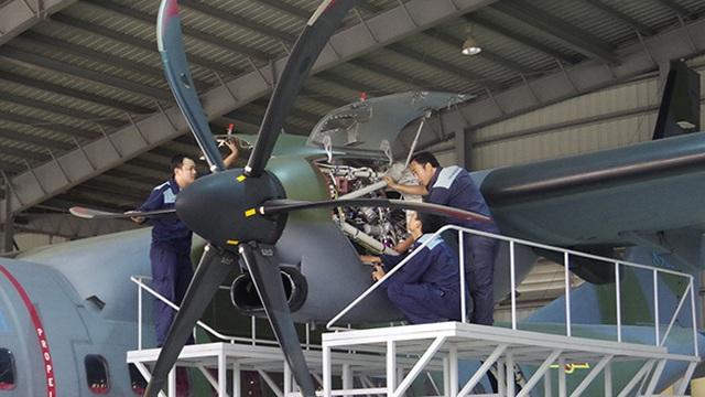 Tin vui: Lữ đoàn 918 tự chủ sửa chữa lớn, tăng hạn máy bay có trong biên chế