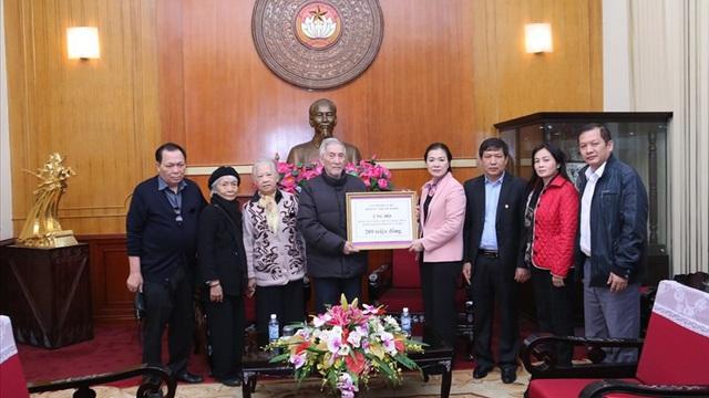Sẽ lập quỹ từ thiện mang tên Trịnh Văn Bô và Hoàng Thị Minh Hồ