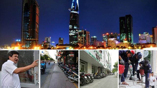Góc nhìn của KTS người Việt ở Pháp - bài 2: Lối thoát nào cho gánh hàng rong, quán vỉa hè?