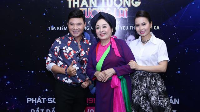 Quang Linh, Cẩm Ly hợp sức tìm kiếm thần tượng tương lai