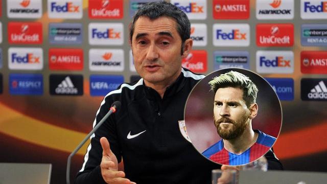 Thầy mới của Messi từng thất bại trước ĐT Việt Nam thế nào?