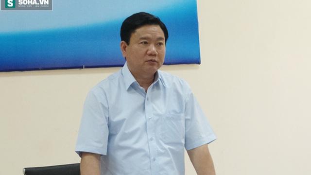Ủy ban Kiểm tra Trung ương đề nghị Bộ Chính trị xem xét kỷ luật ông Đinh La Thăng