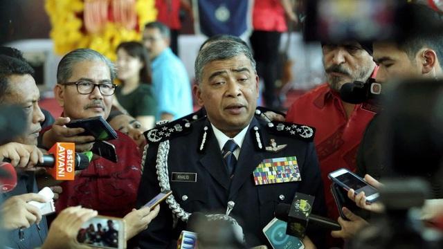 Cảnh sát Malaysia: 3 nghi phạm vụ sát hại Kim Chol đang trốn trong Đại sứ quán Triều Tiên