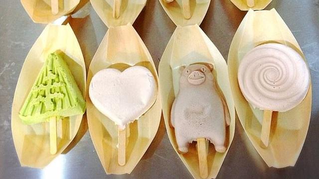 Nhật: Các nhà khoa học sáng chế kem không tan, có 1-0-2 trong ngày hè