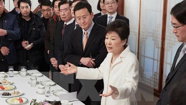 Các đảng chấp nhận vô điều kiện phán quyết luận tội Tổng thống Hàn