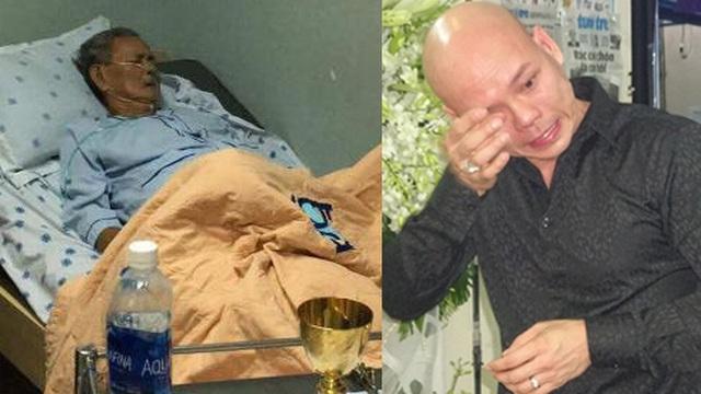 Phan Đinh Tùng hủy show ở Mỹ về nhà gấp vì ba đang hấp hối