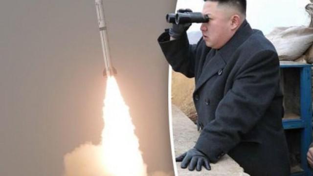 """Hàn Quốc lo Triều Tiên có thể phóng tên lửa đạn đạo """"mừng"""" Noel"""