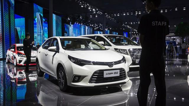 """Xe ô tô năng lượng mới """"lên ngôi"""" tại Trung Quốc"""