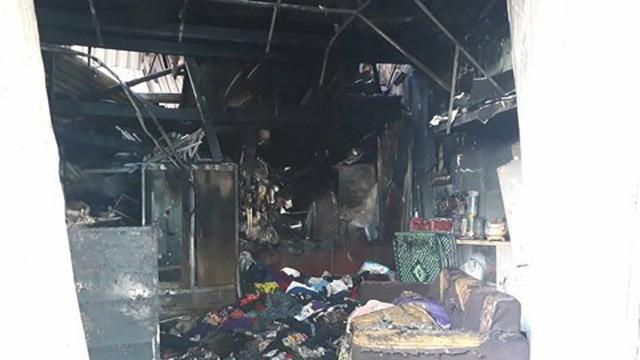 Vụ cháy nhà khiến 3 mẹ con tử vong: Do quạt treo tường bị chập điện