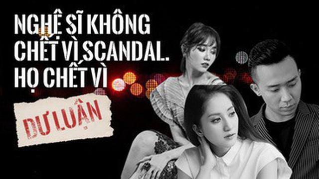 Hồi chuông cảnh tỉnh từ sự ra đi của Jong Hyun: Nghệ sĩ không chết vì scandal mà chết vì... dư luận!