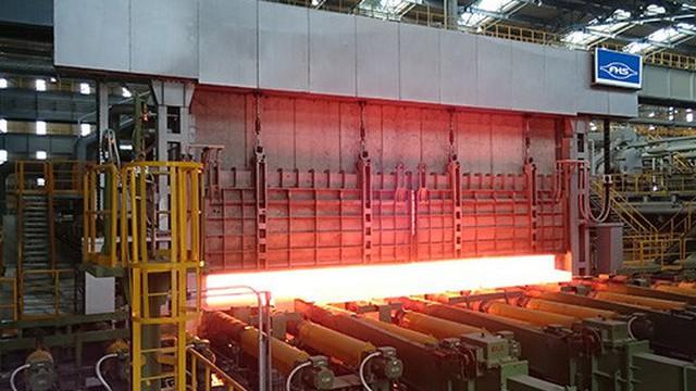 Formosa tính rót thêm gần 250 triệu USD vào nhà máy thép ở Hà Tĩnh