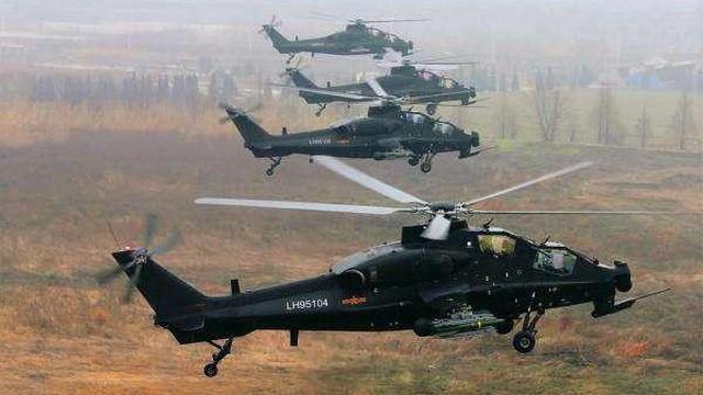 Top 6 trực thăng vũ trang đáng sợ nhất TG: Trung Quốc xếp ở vị trí nào?