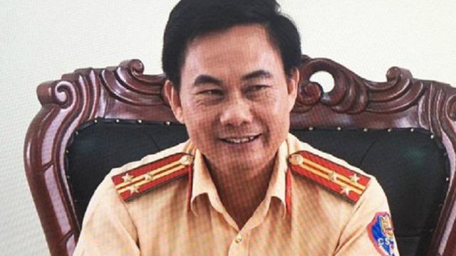Bộ Công an thông tin chính thức việc bổ nhiệm Thượng tá Võ Đình Thường
