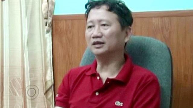 Gia hạn tạm giữ hình sự đối với Trịnh Xuân Thanh