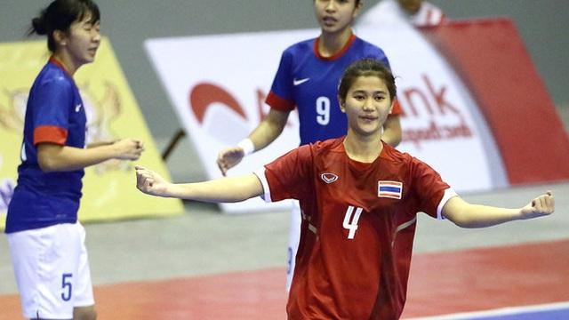 Quật ngã Nhật Bản, Thái Lan lên ngôi vô địch châu Á đầy thuyết phục
