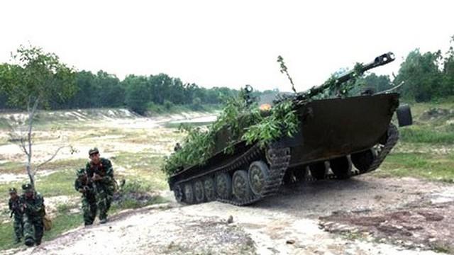 Thiếu tướng Lê Xuân Tấu - Tư lệnh Binh chủng TTG: Đơn thương độc mã, một xe cũng tiến công