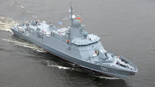 """Nga """"cắt cầu"""" TQ: Thẳng tay gạt động cơ Made in China khỏi tàu hộ vệ tên lửa Karakurt"""