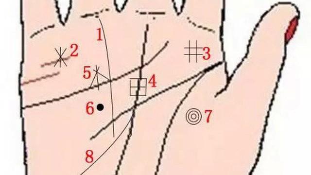 Lòng bàn tay có 8 vị trí phú quý, chỉ cần sở hữu ít nhất 1 cái thì cả đời ăn sung mặc sướng