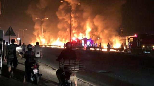 Vụ cháy khiến 6 người tử vong: Công an Bình Phước xác định danh tính 2 lái xe