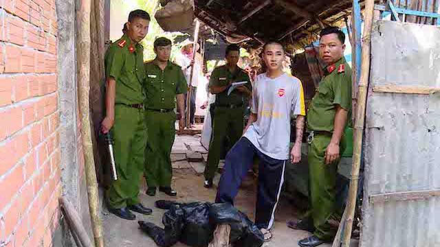 """6 thanh niên """"hùa nhau"""" truy sát chết người ở Vĩnh Long lĩnh án"""