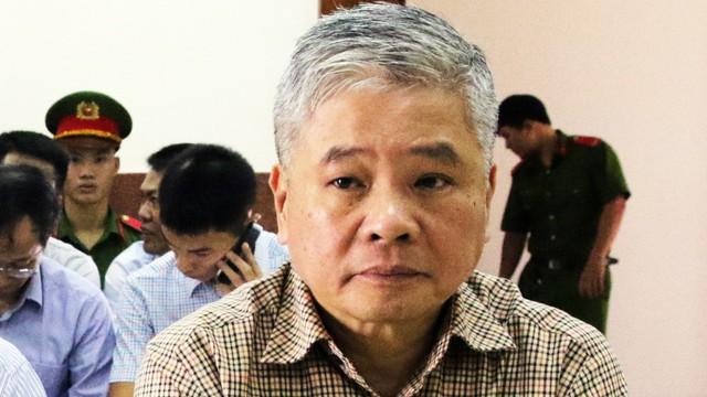 Cựu Phó thống đốc Ngân hàng Nhà nước gây thiệt hại 15.000 tỷ đồng hưởng án treo
