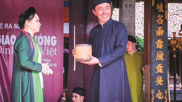 Đầu năm nghe ông Phạm Sanh Châu kể chuyện ứng cử Tổng Giám đốc UNESCO