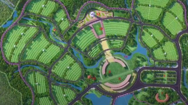 1.400 tỉ đồng xây nghĩa trang quốc gia dành cho cán bộ cao cấp
