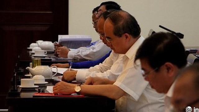 """Ông Nguyễn Thiện Nhân """"giật mình"""" về kết quả xử lý tham nhũng tại TP.HCM"""