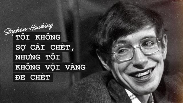 Điều kỳ diệu gì giúp cho thiên tài Stephen Hawking sống thêm 55 năm dù mắc bệnh ALS?