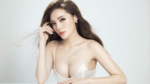 Hoa hậu Kỳ Duyên tung ảnh nóng bỏng sau nghi vấn phẫu thuật thẩm mỹ
