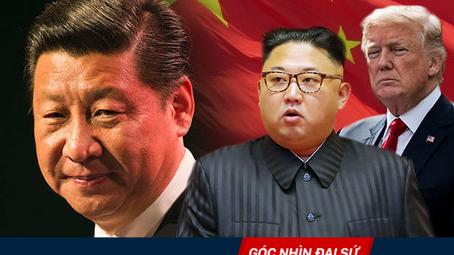 Vượt sóng gió, con tàu Trung - Triều sẽ quyết định tương lai bán đảo liên Triều?