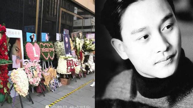 Kỷ niệm 15 năm ngày mất của Trương Quốc Vinh, người hâm mộ đặt cả rừng hoa trước nơi anh tự vẫn