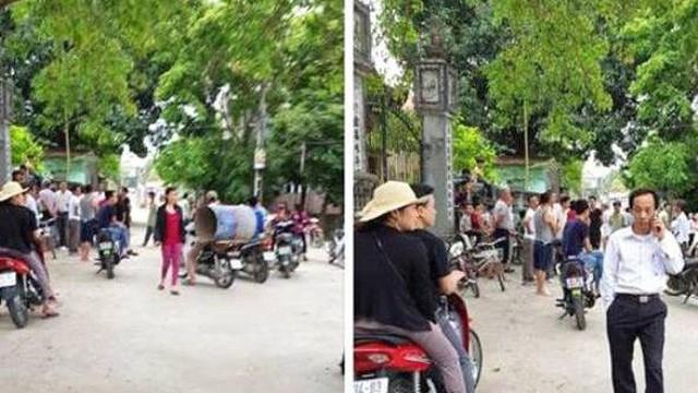 Công an huyện lên tiếng về thông tin hai người phụ nữ bắt cóc trẻ em ở Hải Dương