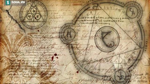 """Picatrix: Cuốn sách bí ẩn chỉ dẫn cách thức... """"thu năng lượng từ vũ trụ"""""""