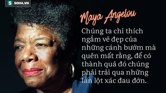Maya Angelou là ai mà Google kỷ niệm ngày sinh? Câu nói nổi tiếng nhất của bà là gì?