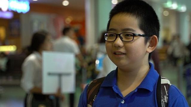Đáng phục cậu bé 13 tuổi đoạt Huy chương Đồng Olympic Vật lí Châu Á