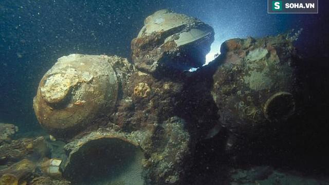 """Nhãn hiệu """"Made in China"""" từ 800 năm trước tiết lộ lịch sử tàu đắm Indonesia"""