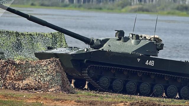 """""""Quái vật"""" bọc thép Nga khiến kẻ địch khiếp đảm trên chiến trường"""