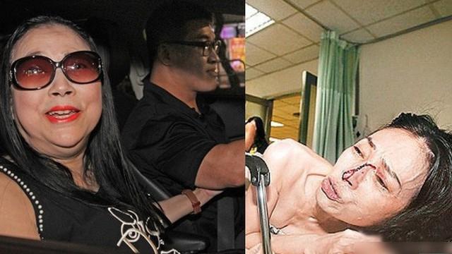 Từng bị bạn trai kém 26 tuổi bạo hành dã man,  sao U60 vẫn cặp kè tình trẻ sáu múi