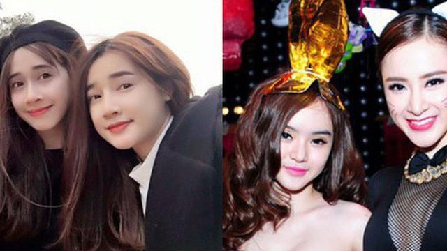 Những cô em gái nổi tiếng xinh đẹp, nóng bỏng của dàn mỹ nhân Vbiz