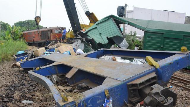 Vụ hai tàu đâm nhau: Điều tra 3 cán bộ ở ga Núi Thành